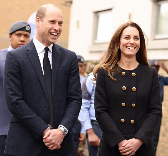 Vévoda s vévodkyní z Cambridge jí k 6. narozeninám uspořádali menší zahradní oslavu.