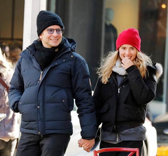 Bradley Cooper se Suki Waterhouse