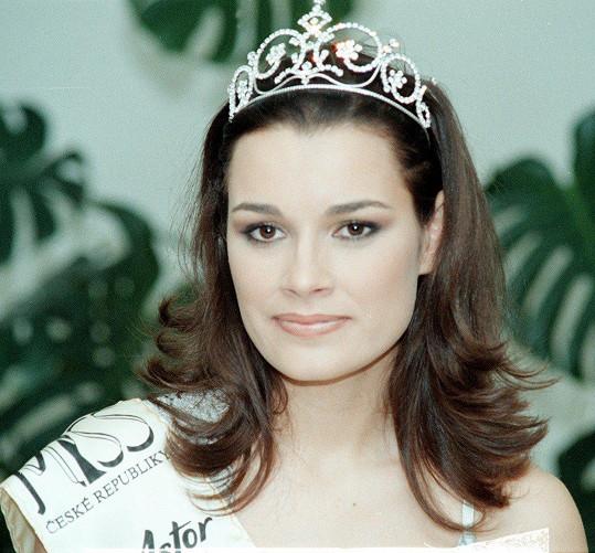 V tomtéž roce 1998 zabodovala také Alena Šeredová.