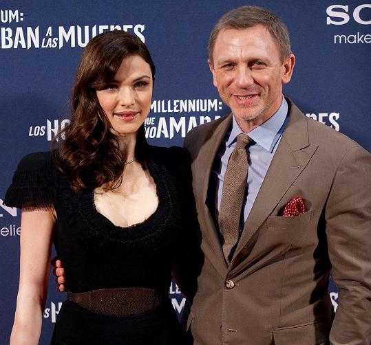 Rachel Weisz a Daniel Craig
