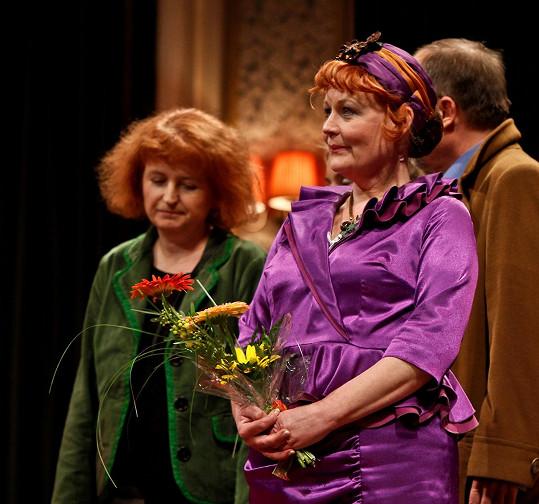 Od sezóny 2015/2016 je Lucie Juřičková členkou souboru Činohry Národního divadla.