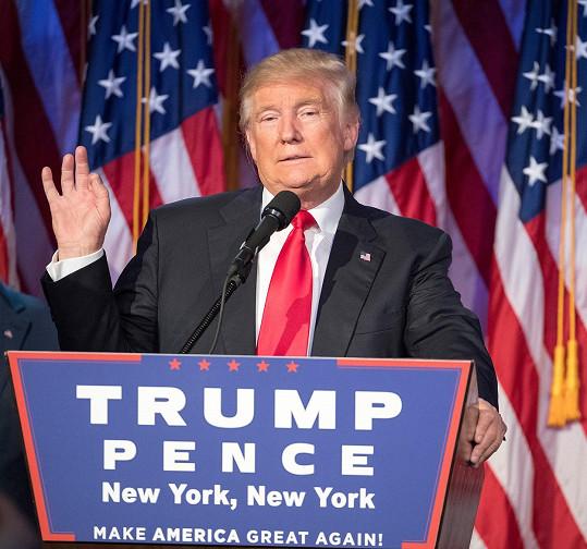 Novým prezidentem USA bude Donald Trump.