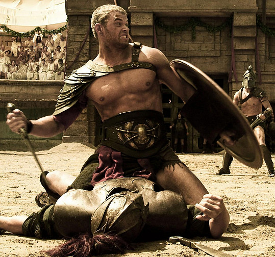 Proslul také rolí Herkula ve stejnojmenném filmu.