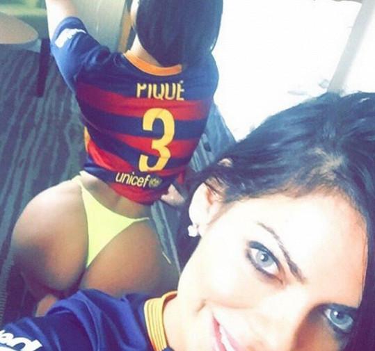 V oblibě má i Piquého.