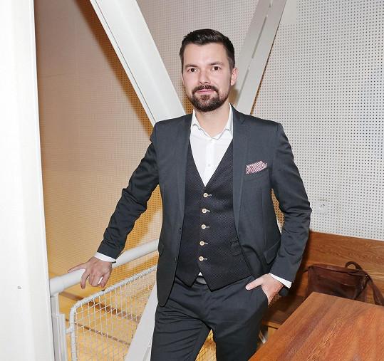 Tomáš Drahoňovský se léčí s covidem.