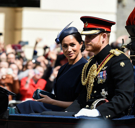 Pro vévodkyni Meghan šlo o první společenskou akci po porodu syna Archieho.