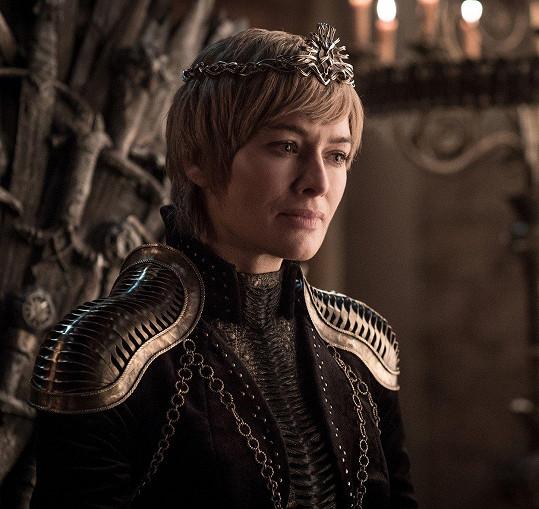 Fanoušci Hry o trůny ji znají jako Cersei Lannister.