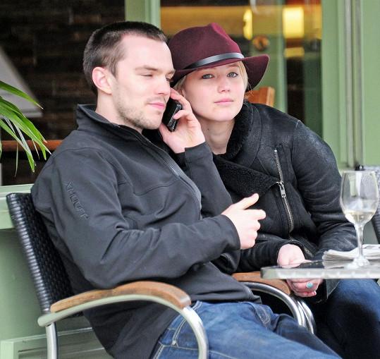 Nicholas Hoult s Jennifer Lawrence