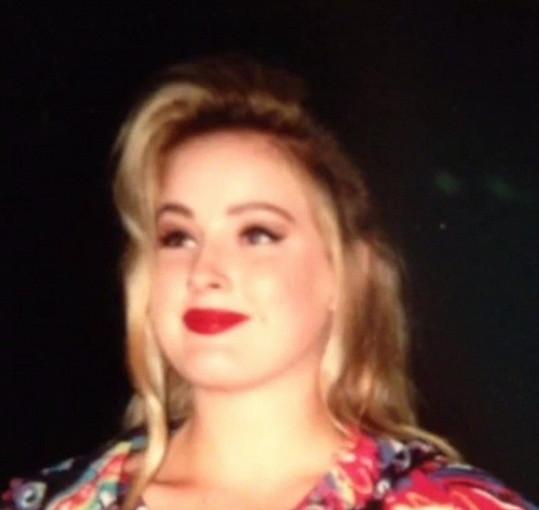 Mladičká Dita ještě jako Heather Renée Sweet