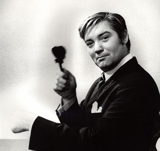 Milan Chladil byl interpretem celé řady hitů.