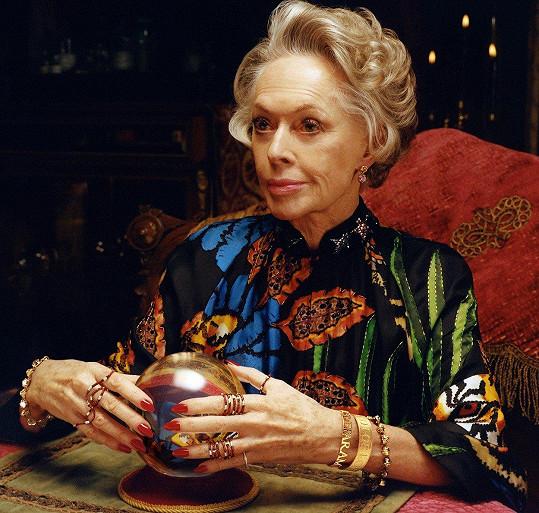 Tippi Hedren nafotila v 88 letech kampaň pro značku Gucci.
