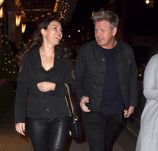 Gordon a Tana Ramsayovi mají pět dětí.