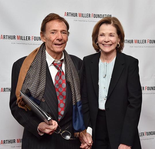 S manželkou Jessicou Walter