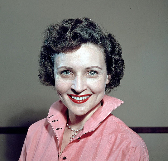 Betty v 50. letech