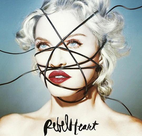 Madonna na obalu nového alba Rebel Heart