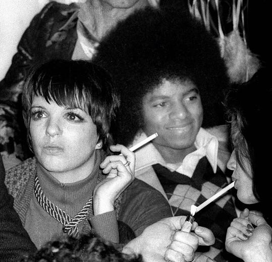 S Michaelem Jacksonem si byli blízcí.