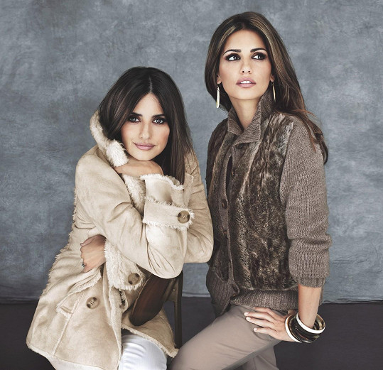Penélope a Monica Cruz v kampani pro značku Biaggini