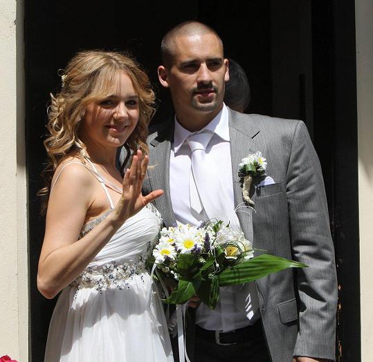 Po sedmi letech od svatby řeší rozvodové papíry.