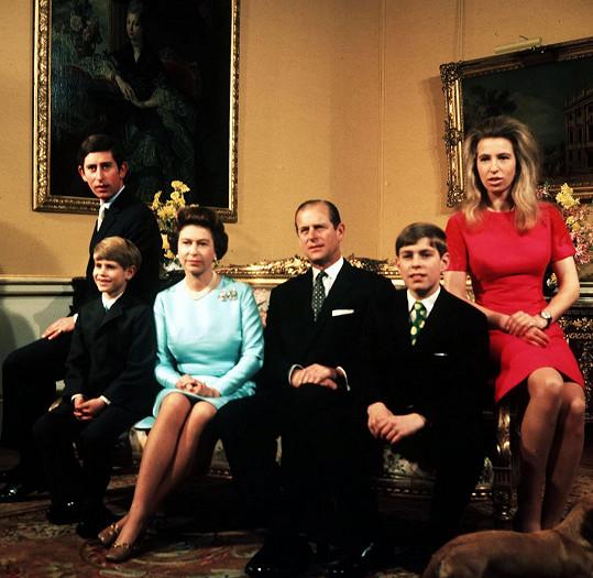 S královnou a všemi dětmi
