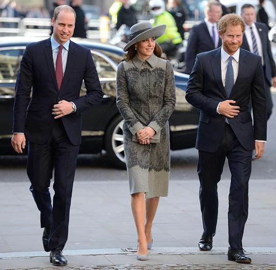 """Harryho a Kate vždy pojily velmi dobré vztahy. Princ ji dokonce označil za """"sestru, kterou neměl""""."""