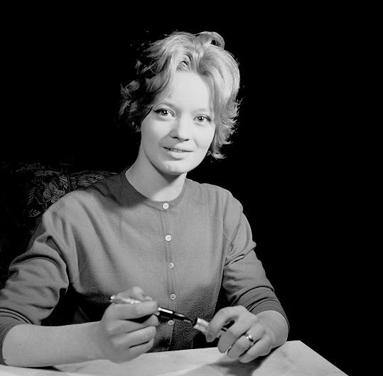 Česká Bardotka Jana Brejchová měla herecký talent od mládí.
