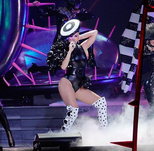 Svou show Katy Perry oblažila Newyorčany.