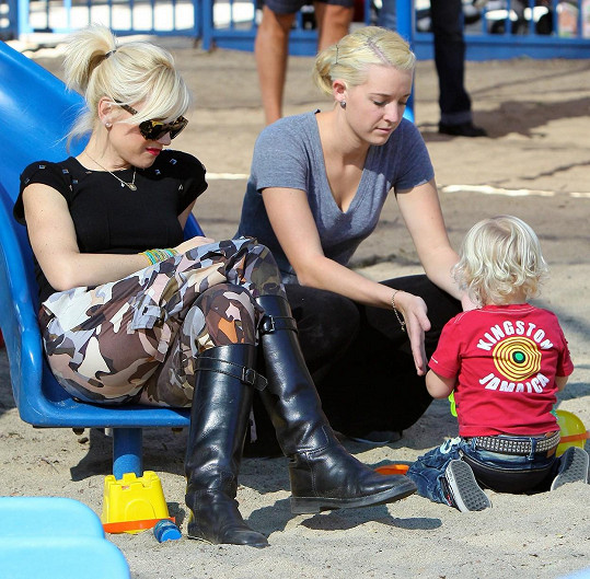 Gwen Stefani považovala Mindy za svou kamarádku.