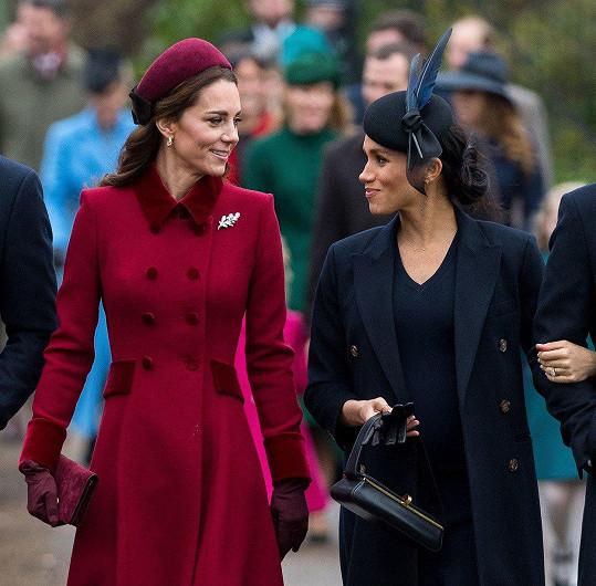 Jaké jsou ve skutečnosti vzahy mezi vévodkyněmi?
