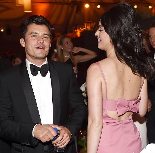 Na večírku ke Zlatým glóbům v roce 2016, po něm se začalo spekulovat, že spolu randí.