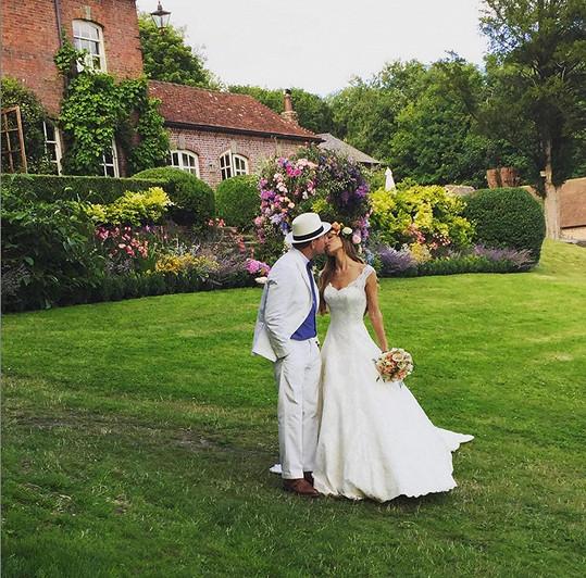 Guy Ritchie se podruhé oženil.