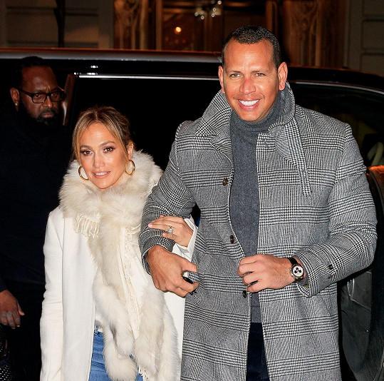 Jennifer Lopez si možná se snoubencem Alexem Rodriguezem pořídí dalšího potomka.