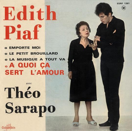 Edith z Théa udělala herce a zpěváka.