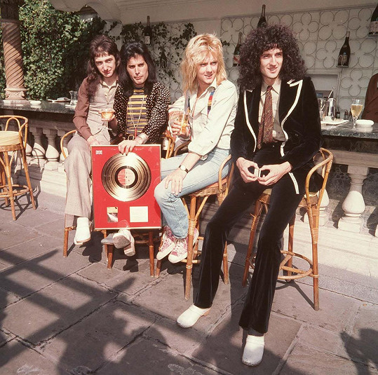 Skupina Queen v začátcích kariéry