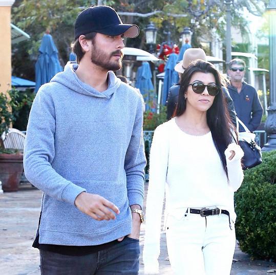 S Kardashian byl Disick ve vztahu deset let a mají tři děti.