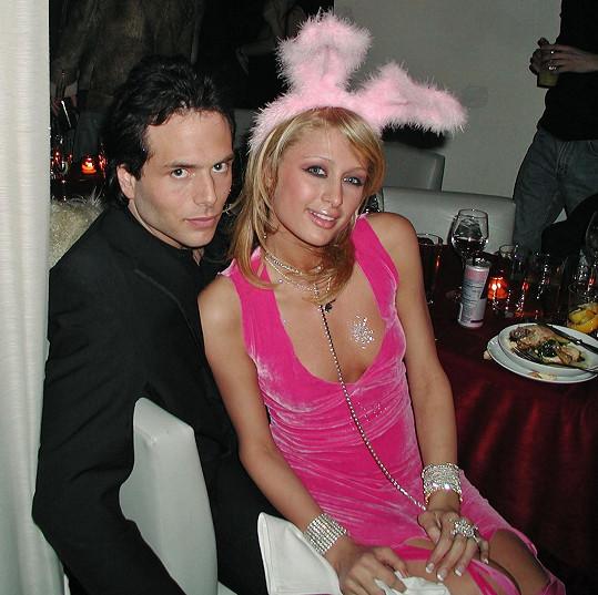 S ním byla Hilton ve vztahu v letech 2001-2004.