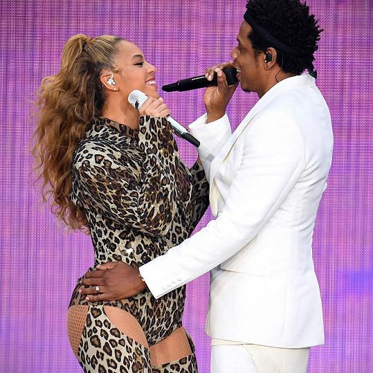 O manželství se rozhodli zabojovat také Beyoncé a Jay Z. Jejich terapií byla hudba.