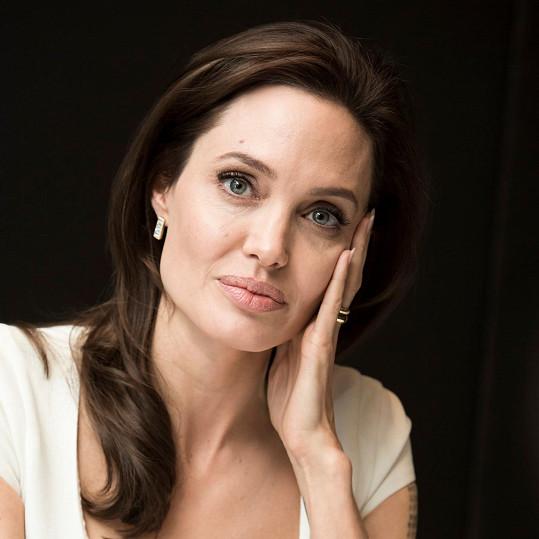 Angelina Jolie ji odvážným krokem inspirovala.