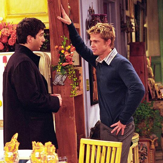 Ztvárnil Rossova kamaráda ze střední Willa.
