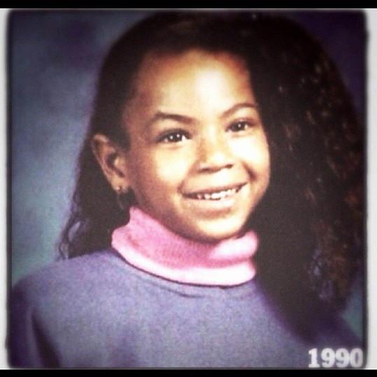 Beyoncé vypadala přesně jako její dcera Blue Ivy.