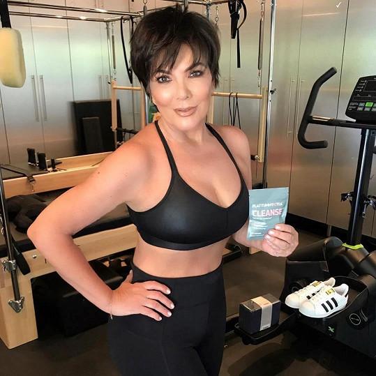 Kris Jenner obvinili mimo jiné ze sexuálního obtěžování.