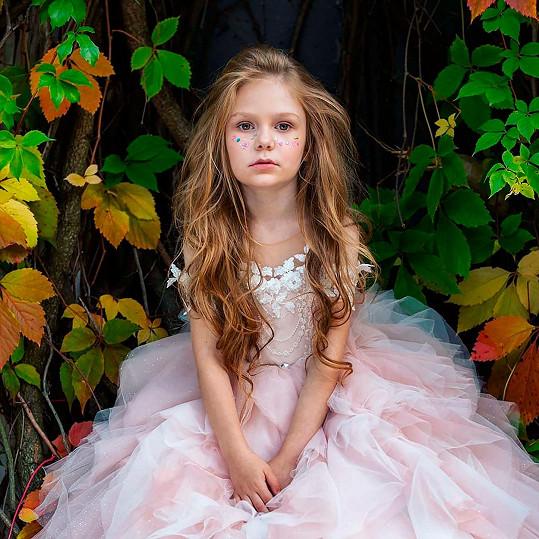 Za sociální sítě své dcery je zodpovědná její matka Darya.