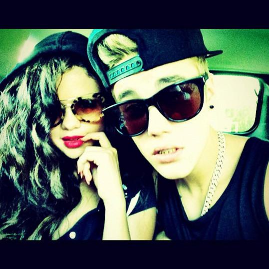 Selena Gomez má za sebou románek s Justinem Bieberem