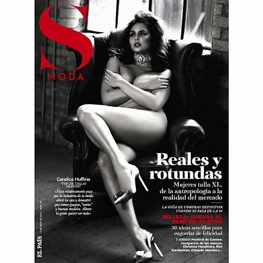 A takhle ji známe z obálek časopisů...