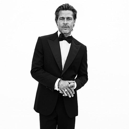 Brad Pitt zraje jako víno.
