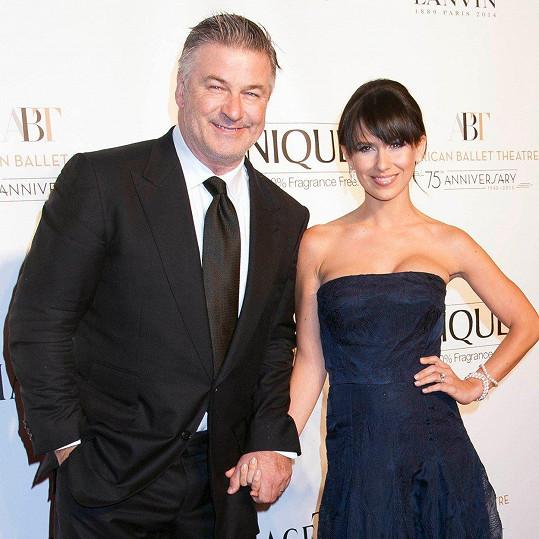 Aleca a Hilarii Baldwin dělí věkový rozdíl 25 let.
