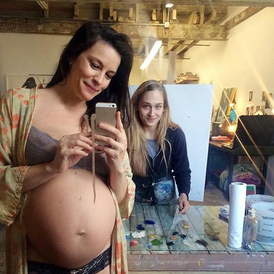 Liv Tyler se brzy stane dvojnásobnou maminkou.