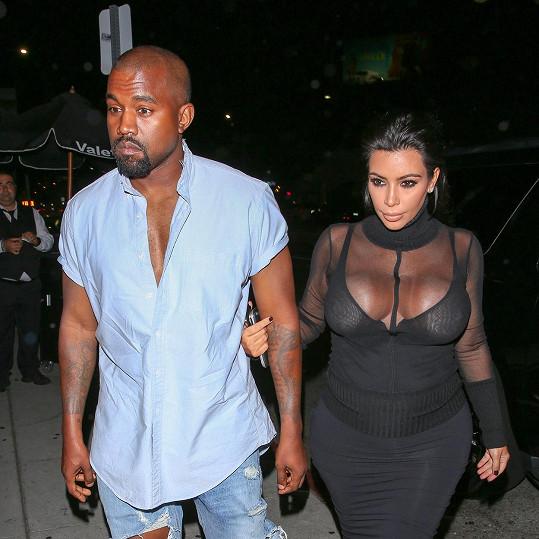 Kim má sklony k přibírání a během těhotenství dvojnásob.
