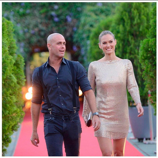 S manželem Adim