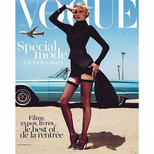 Loni pro francouzský Vogue