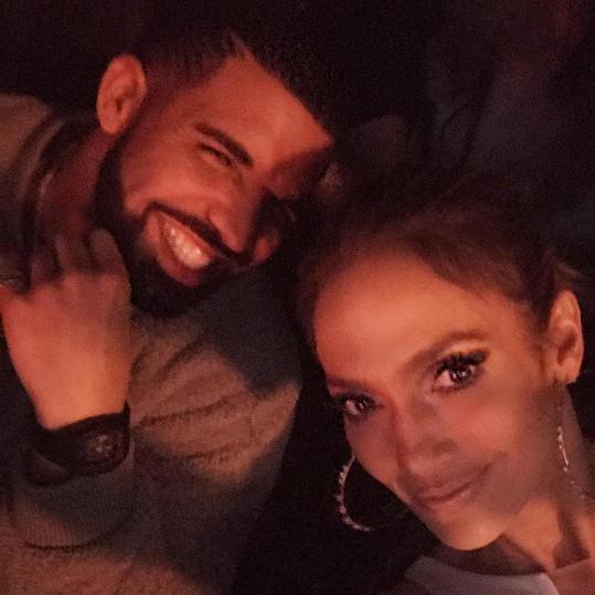 Jennifer Lopez s Drakem